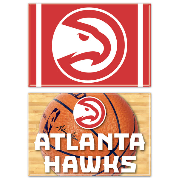 Hawks 2 Pack Magnets