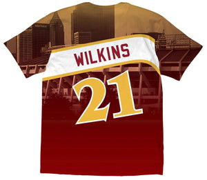 Mitchell & Ness Wilkins City Pride Tee