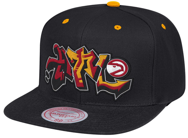 Mitchell & Ness Graffiti Snapback