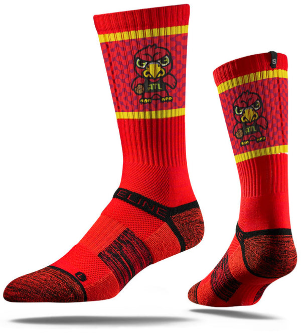Youth Red Tokyodachi Socks