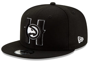 New Era 950 Black H Series Snapback