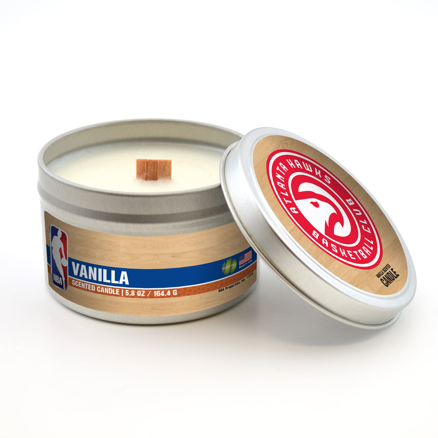 5.8oz Vanilla Travel Tin Candle