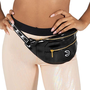 Starter Patent Leather Fanny Pack
