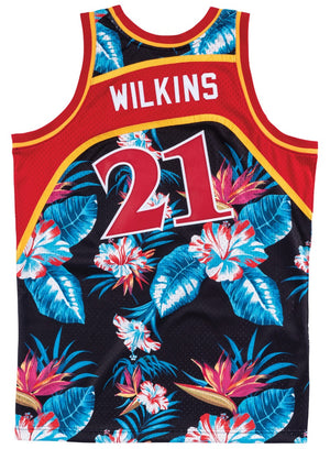 Mitchell & Ness Wilkins Floral Swingman