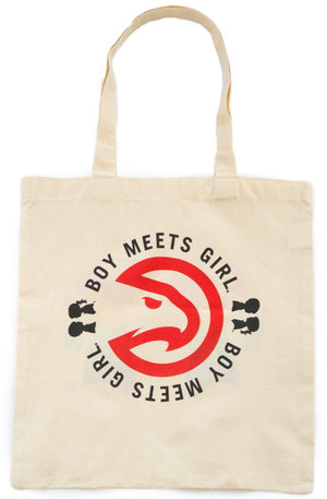 Boy Meets Girl Pride Tote Boy/Girl