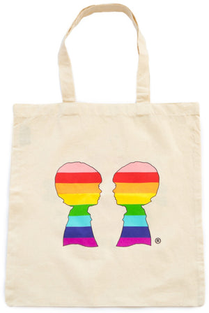 Boy Meets Girl Pride Tote Boy/Boy