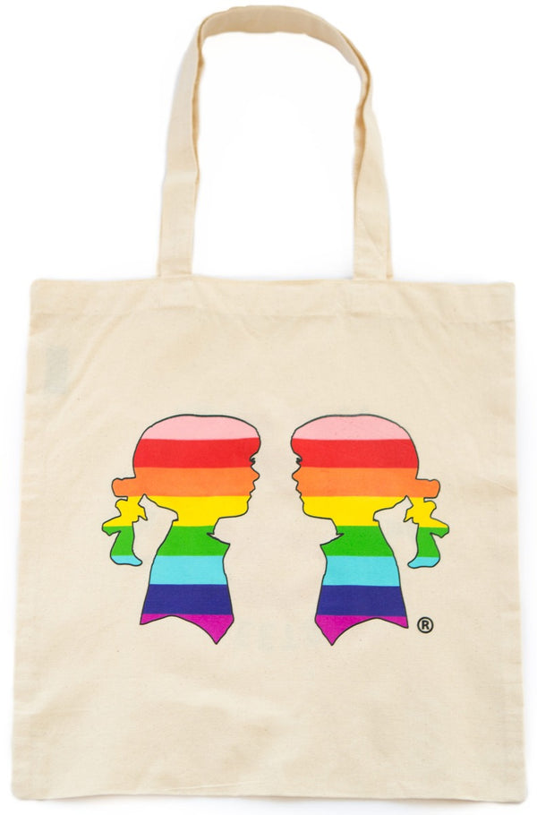 Boy Meets Girl Pride Tote Girl/Girl
