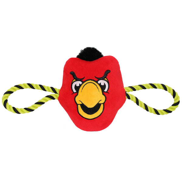 Harry the Hawk Rope Toy