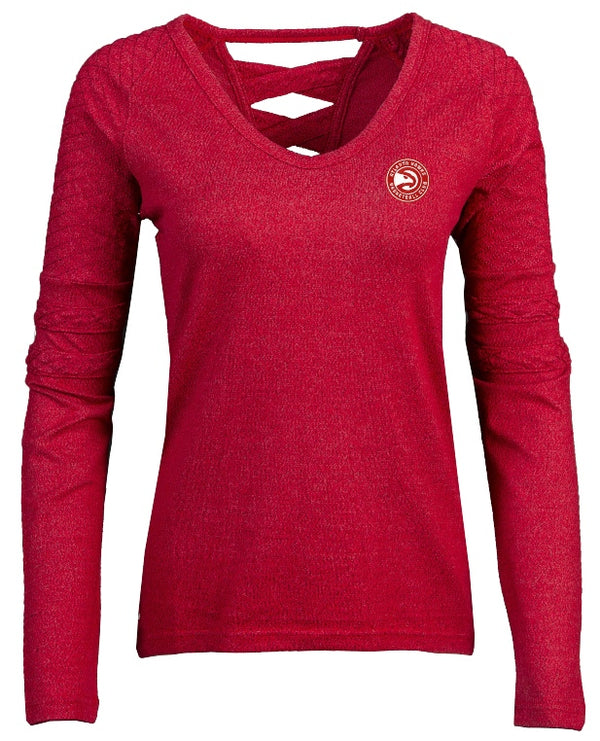 Women's Antigua Siren Long Sleeve Top