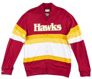 Mitchell & Ness Front Stripe Sweater