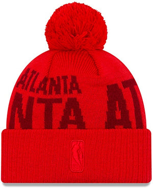 New Era On Court Tip Off Knit Hat
