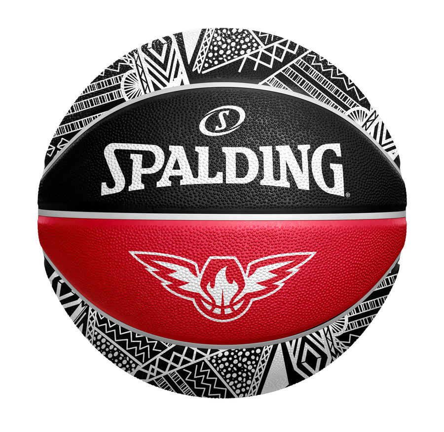 Spalding Tribal Mini Basketball