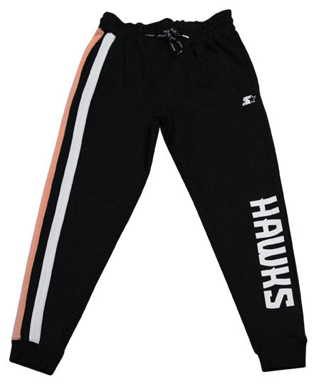Starter/GIII Peachtree Color Block Fleece Track Pant