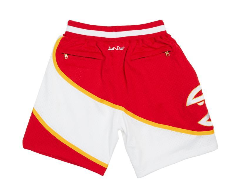 Mitchell & Ness Just Don Hawks Shorts