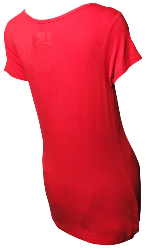 Women's Unk V-Neck Tee