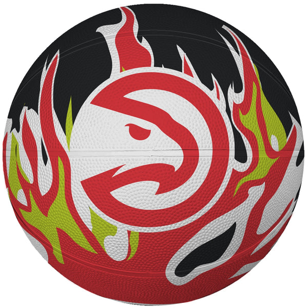 Mini Flame Rubber Ball