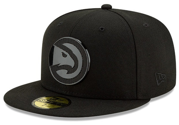 New Era 5950 Metal Texture Fitted