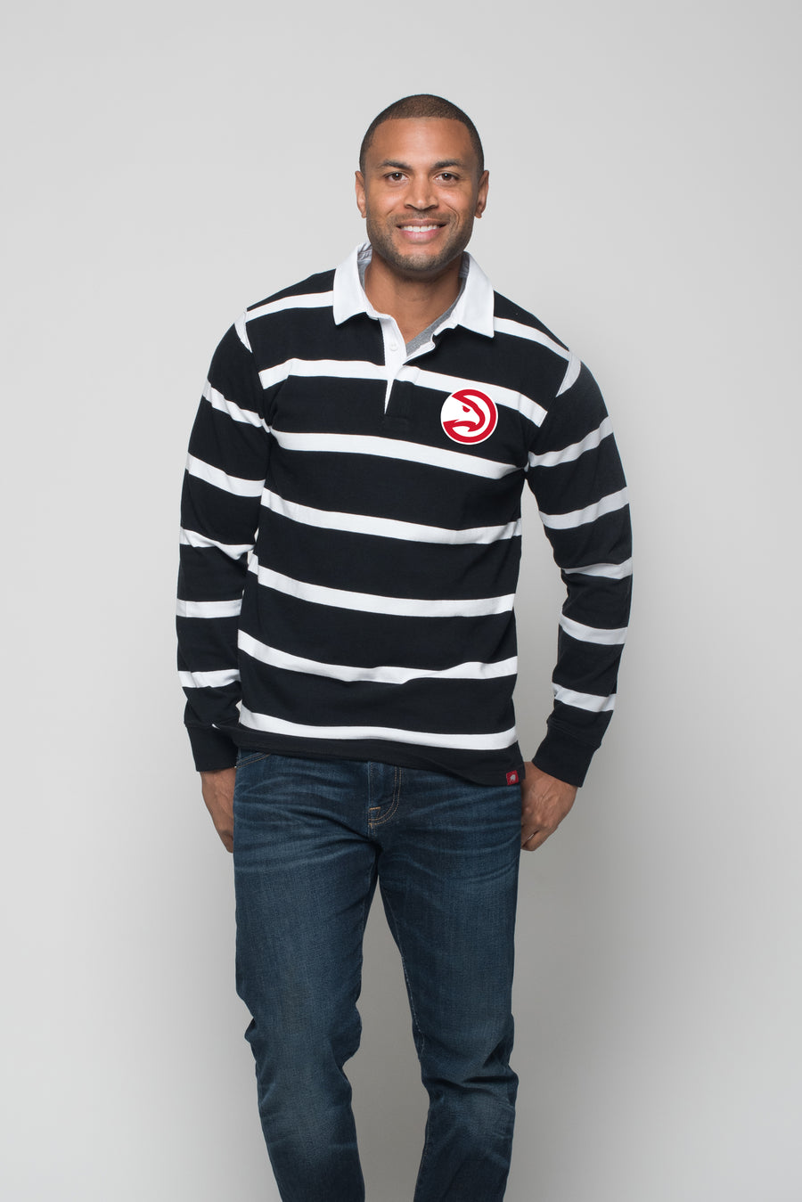 Sportiqe Rooks Rugby Shirt