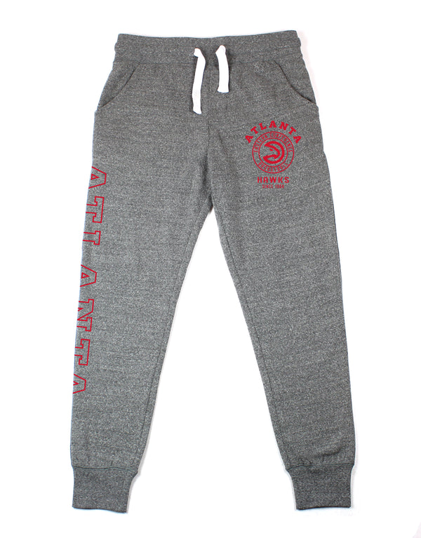 Sportiqe Gray Daly Triblend Jogger
