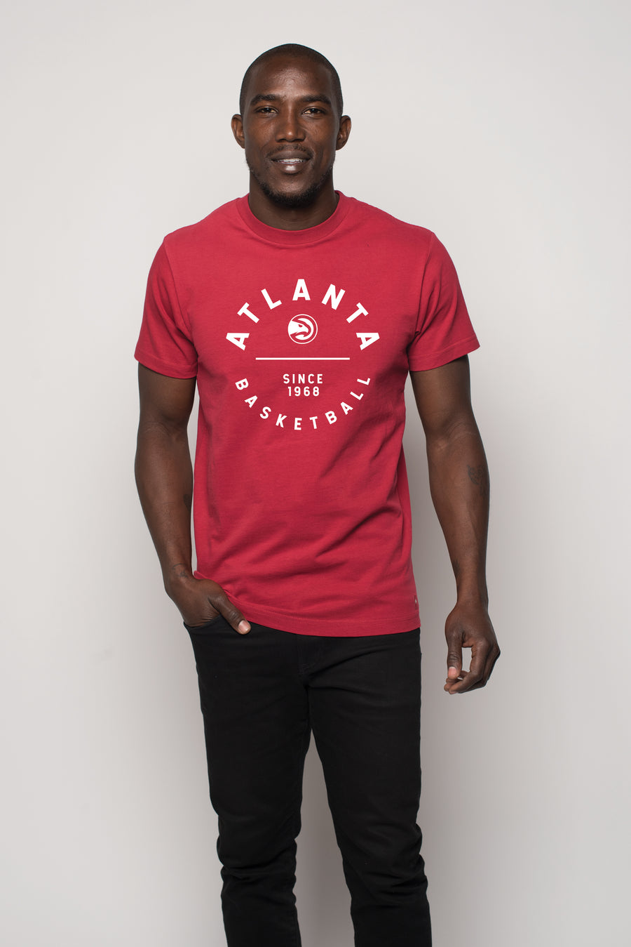 Sportiqe Red Comfy Tee