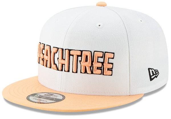 New Era 950 Peachtree White Snapback
