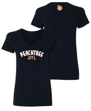 Women's Peachtree Scoop Neck Tee