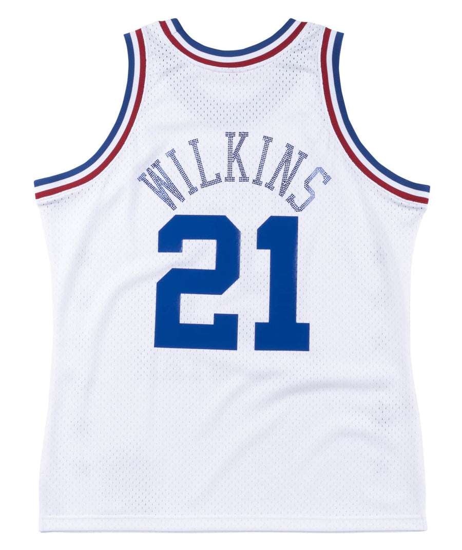 Mitchell & Ness Wilkins Retro '88 Rhinestone Swingman