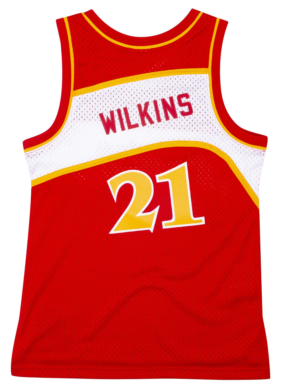 Women's Mitchell & Ness Wilkins Retro Swingman