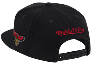 Mitchell & Ness Foundation Script Hardwood Classic Adjustable