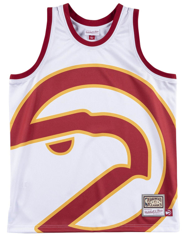 Youth Mitchell & Ness Big Face Jersey