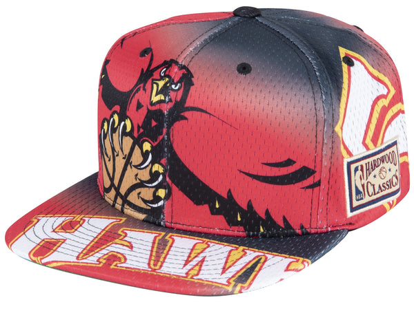 Mitchell & Ness Tear Up Hardwood Classics Snapback