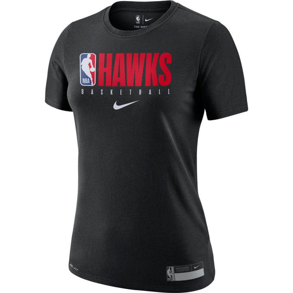 Women's Nike NBA Hawks Dri-Fit Tee