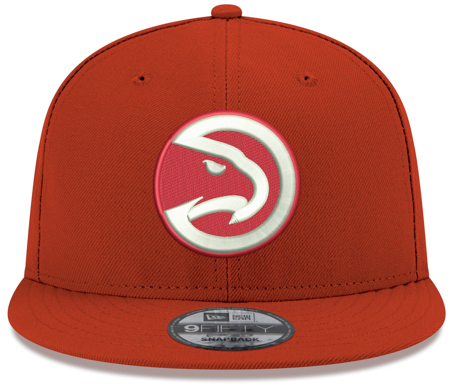 New Era 950 Red College Snapback