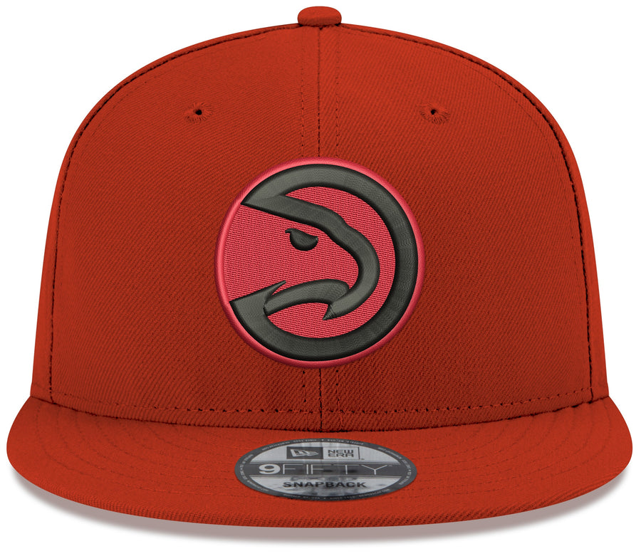 New Era 950 Red and Black College Snapback