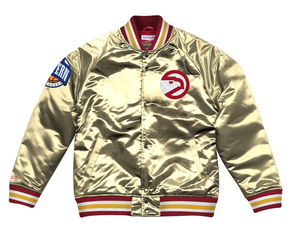 Mitchell & Ness Championship Satin Jacket