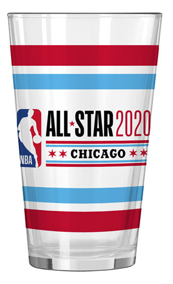 2020 All-Star Pint Glass