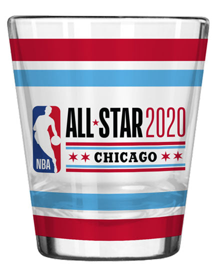 2020 All-Star Shot Glass