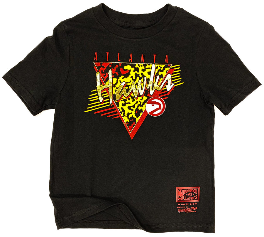 Little Youth Mitchell & Ness Flashback Tee