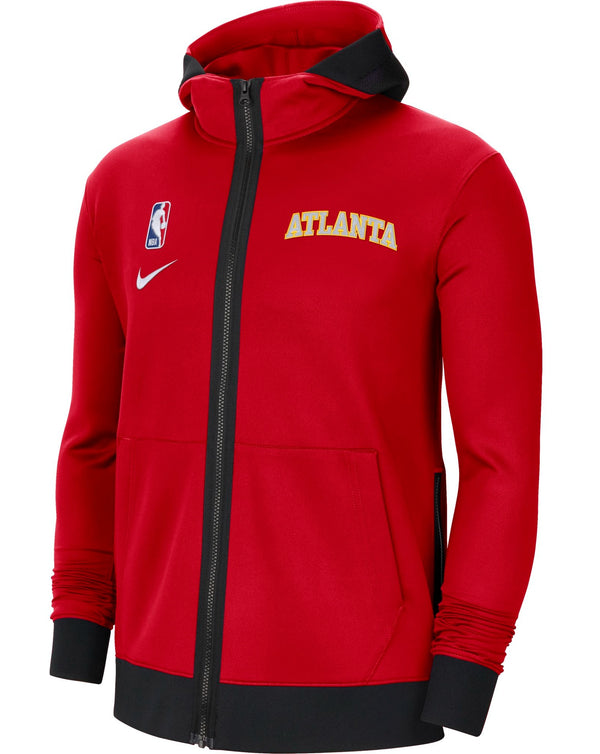 Nike Hawks Red Therma Flex Showtime Hoodie