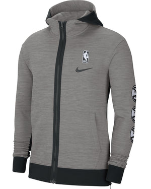 Nike Hawks Grey Therma Flex Showtime Hoodie