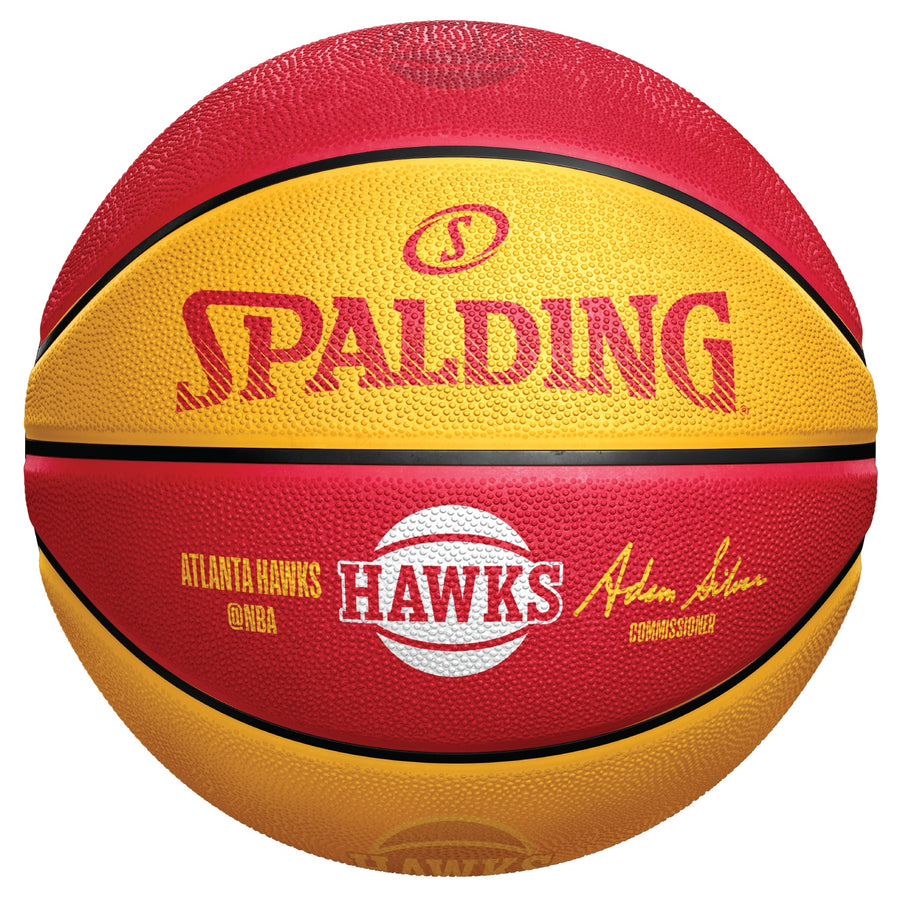 Spalding Atlanta Watermark Mini Basketball