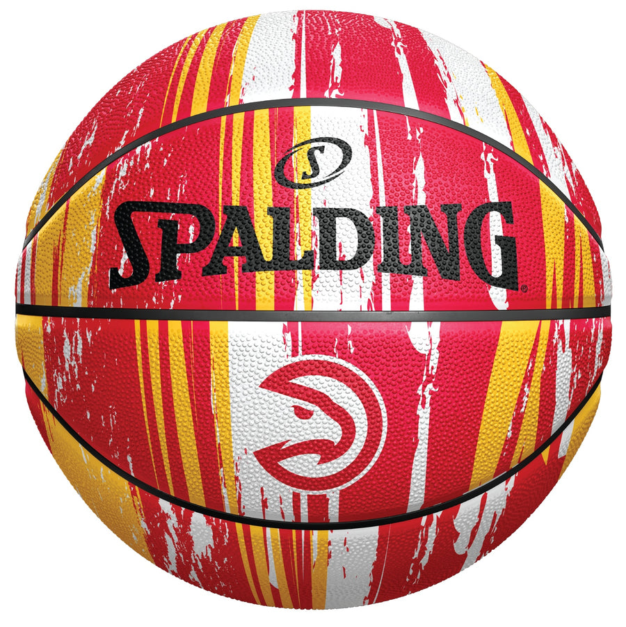 Spalding Marble Print Basketball