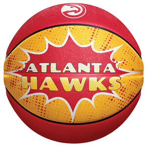 Spalding Comic Print Mini Ball