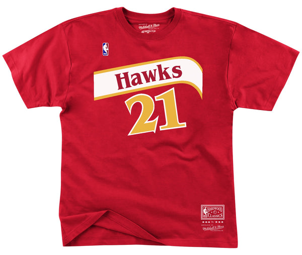 Youth Mitchell & Ness Wilkins Retro Jersey Tee