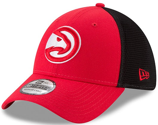New Era Red 2T Sided Fitted