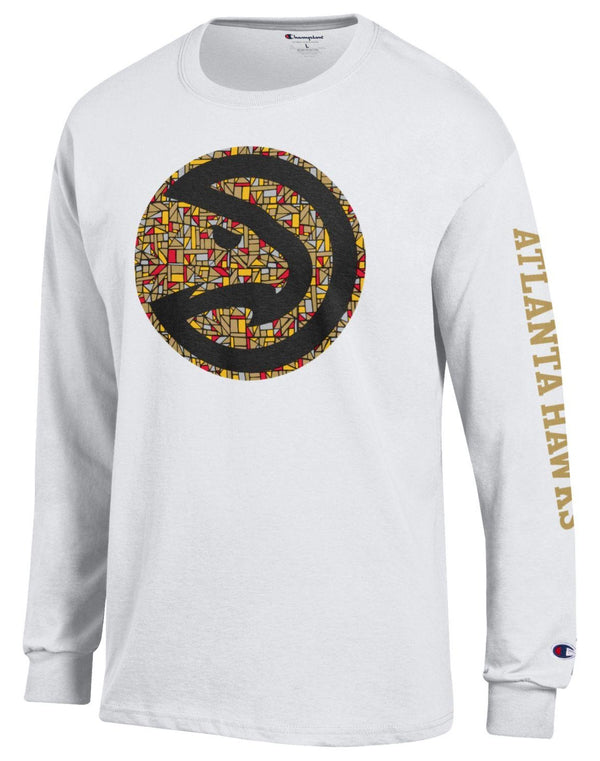 Champion Unity Stained Glass Long Sleeve Tee