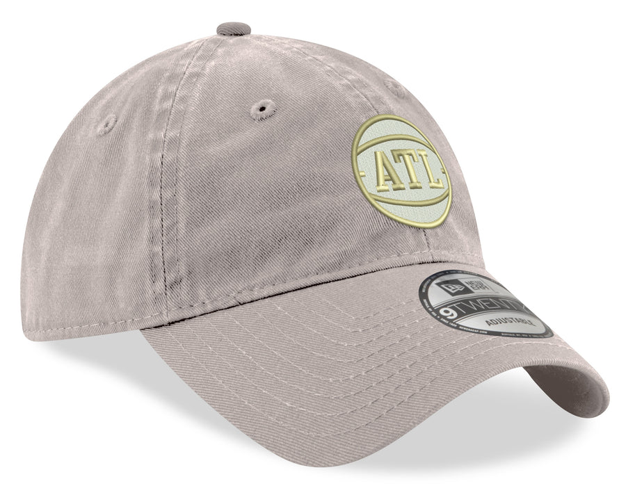New Era ATL Basketball 9TWENTY Adjustable Hat