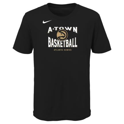 Youth Nike MLK City Edition A-Town Tee