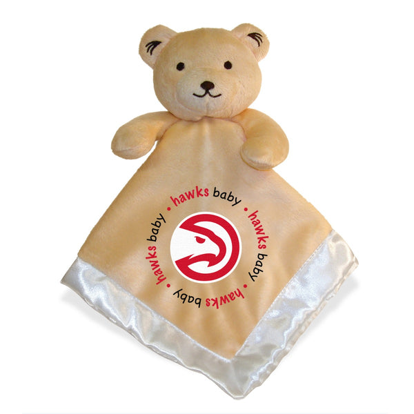 Baby Hawks Security Bear