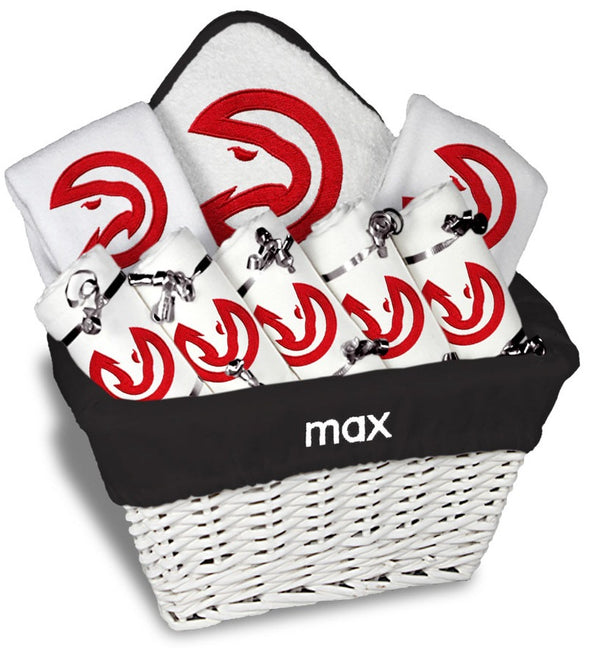 Chad & Jake Personalized Large Baby Gift Basket